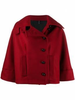 Pierantoniogaspari куртка асимметричного кроя на пуговицах 1S6207TKT1