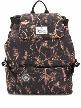 Vivienne Westwood рюкзак с принтом 4301005601522