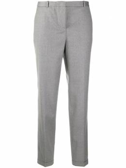 Fabiana Filippi укороченные брюки строгого кроя с завышенной талией PAD220B8740000F132