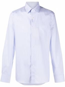 Canali рубашка на пуговицах NXA1GR01832