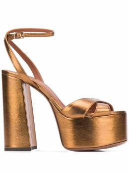 L'Autre Chose туфли-лодочки на платформе LDL18514WP2914