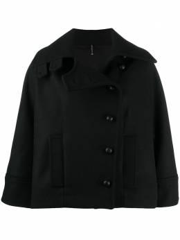 Pierantoniogaspari куртка со смещенной застежкой на пуговицы 1S6207TKT1