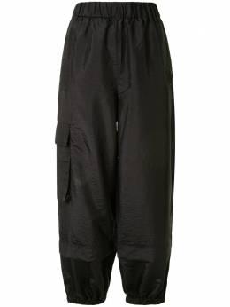 Tibi зауженные брюки карго P220NN3209