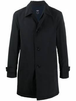 Boss by Hugo Boss пальто с длинными рукавами 50436691