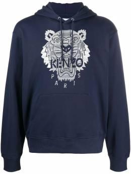 Kenzo худи с вышивкой Tiger FA65SW3154XF
