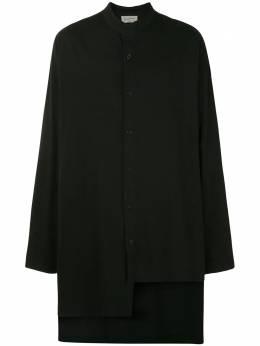 Yohji Yamamoto Quiet Please long shirt HRT26076
