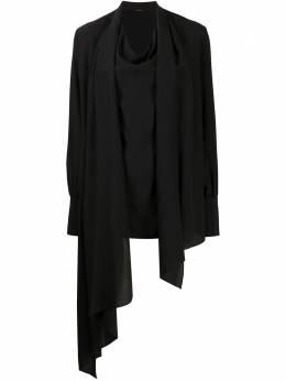 Joseph блузка с драпировкой JF005097