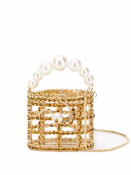 Rosantica мини-сумка Baby Holly с кристаллами B007XSORORA
