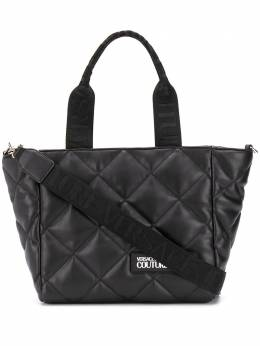 Versace Jeans Couture стеганая сумка-тоут EE1VZBBL6E71731