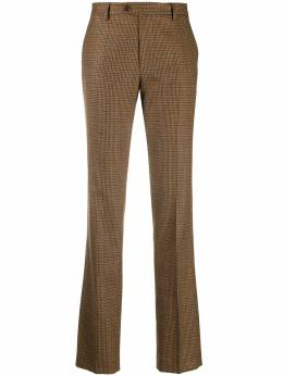 Etro check tailored trousers 188530551