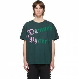 Vyner Articles Green Gradient Vision T-Shirt 0A033011