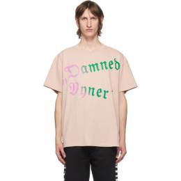 Vyner Articles Pink Gradient Vision T-Shirt 0A035005