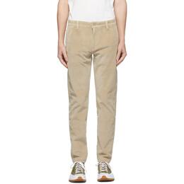Levi's Beige Corduroy XX Chino Trousers 17196-0021