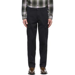 Levi's Black Tapered Cargo Pants 39440-0003