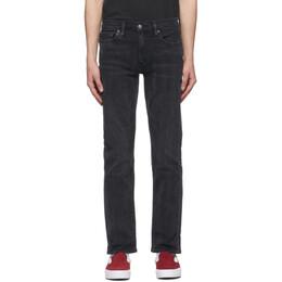 Levi's Black 511 Slim Jeans 04511-4609