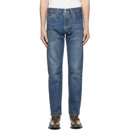 Levi's Blue 501 93 Straight Jeans 79830-0042