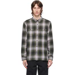 Levi's Green Check Jackson Worker Shirt 19573-0118