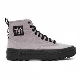 Vans Purple Cord Sentry WC Sneakers VN0A4P3K24W