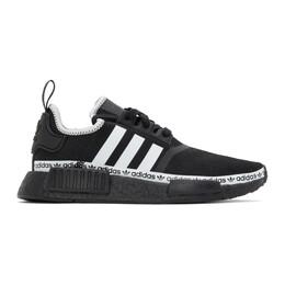 Adidas Originals Black NMD-R1 Sneakers FV8729