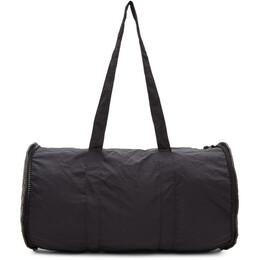 Bottega Veneta Black Round Pouch Duffle Bag 629239 VCQG2