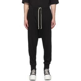 Rick Owens DRKSHDW Black Prisoner Lounge Pants DU20F1394 RN