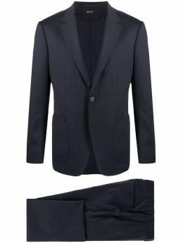 Ermenegildo Zegna костюм-двойка с однобортным пиджаком 8247352XPYGX