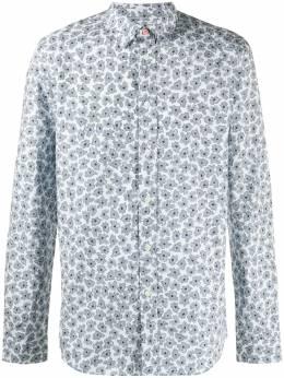 Paul Smith рубашка с абстрактным принтом M2R460RE21074