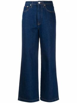 Nanushka укороченные джинсы Jane NW20PFPA01852