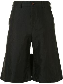 Comme Des Garcons Homme Plus шорты широкого кроя PFP048
