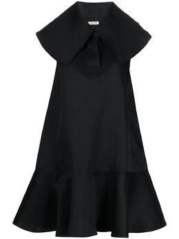 Nina Ricci платье с широким воротником 20ACRO010SE1322U9000