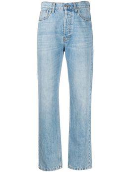 Nanushka джинсы Kemia прямого кроя NW20PFPA01652