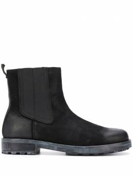Diesel round toe ankle boots Y02476PS066