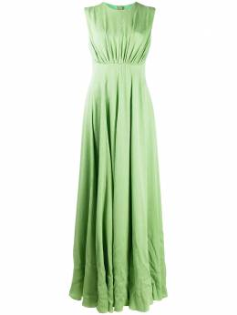 Emilia Wickstead sleeveless evening dress RTW02684
