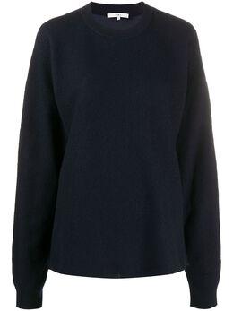 Tibi комбинированный свитер F120BO6312