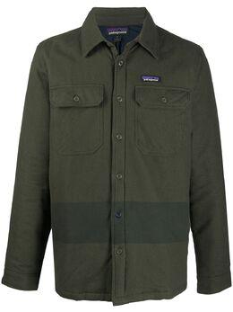 Patagonia фланелевая куртка Fjord 27640