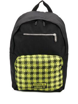 Adidas рюкзак R.Y.V. в ломаную клетку GD4978
