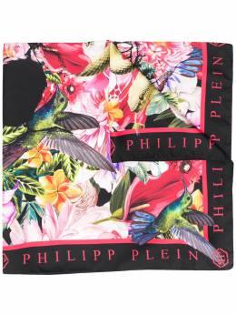 Philipp Plein платок с принтом Skull P20AWAA0168PTE028N
