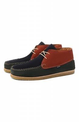 Замшевые ботинки Atlanta Mocassin 9AT4AC073C3SBJ/42-47