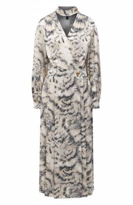 Шелковое платье Escada 5034439
