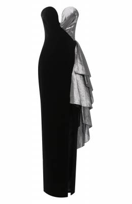 Бархатное платье Rasario 0008W20