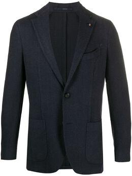 Lardini herringbone blazer IM389ADV25IMR55205