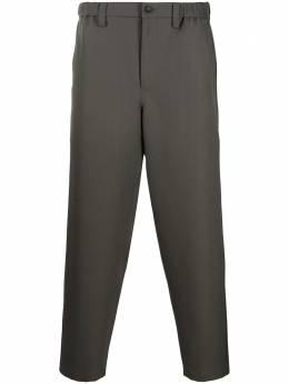 Issey Miyake Men прямые брюки ME06FF021