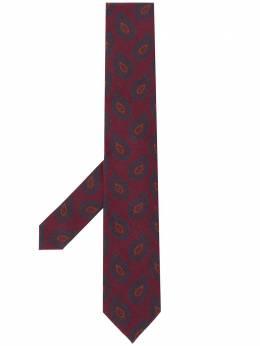 Lardini галстук с принтом пейсли IMCRC7IM55117700161154