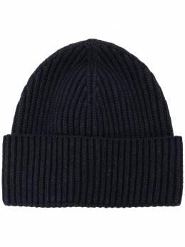 Lardini шапка бини фактурной вязки IMBEANIE1IM55310850161134
