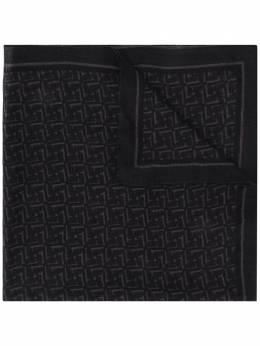 Lardini шарф с монограммой IMFOU7IM55149