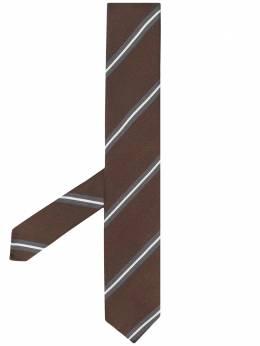 Lardini галстук в диагональную полоску IMCRB7IM55135931MA161142