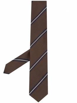 Lardini галстук в диагональную полоску IMCRB7IM55135451BL161140