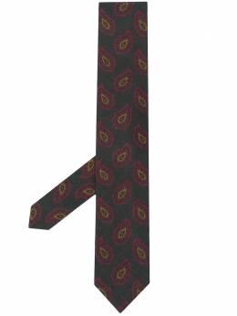 Lardini галстук с узором пейсли IMCRC7IM55117500161153