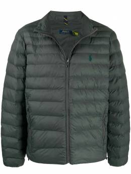 Polo Ralph Lauren embroidered-logo padded jacket 710810897011