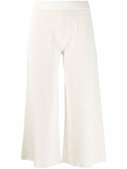Theory cropped wide-leg trousers K0516713
